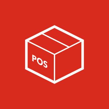 POS - Malaysia PosLaju Parcel Tracker LOGO-APP點子