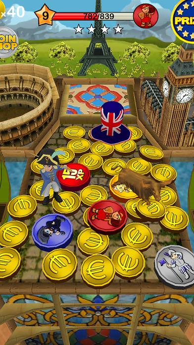 Coin Dozer - Asian New Year iPhone Screenshot 3