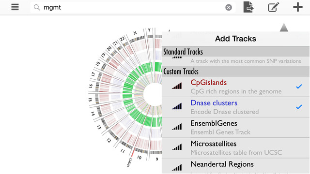 GeneWall Genome Browser Pro