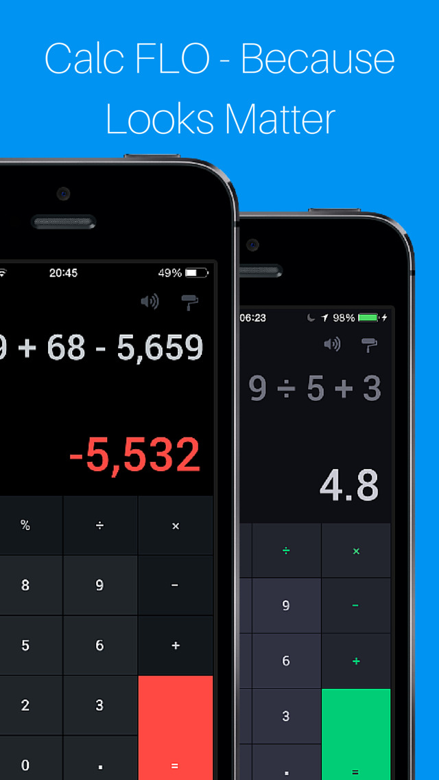 how to use memory on iphone calculator