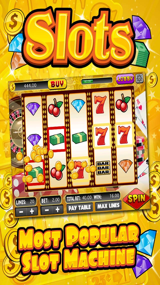 Ace Slots - Ultimate Slots Casino HD
