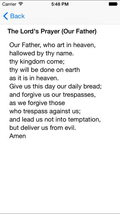 Pray-Aid iPhone Screenshot 2