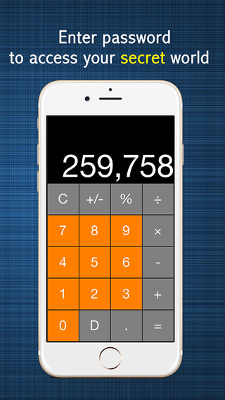 Secret Calculator - File Hider and Secret Video Pl