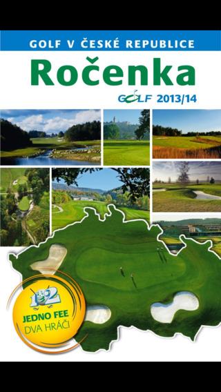 Ročenka časopisu Golf