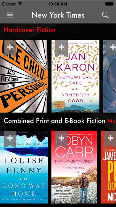 BookBargain iPhone Screenshot 1