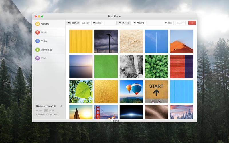SmartFinder for Android Screenshot - 1