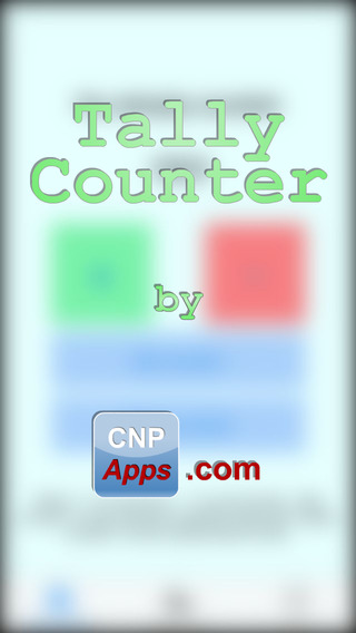 Tally Counter CNPApps