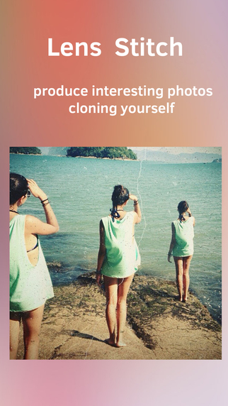 LensStitch - Collage your photo and video