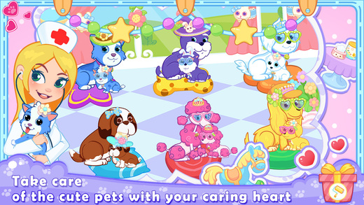 My Newborn Baby Pet - Puppy's Care
