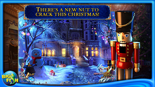 Christmas Stories: Hans Christian Andersen's Tin Soldier - The Best Holiday Hidden Objects Adventure