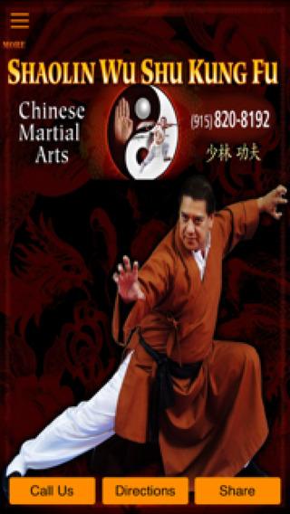 Shaolin Wushu Kung Fu