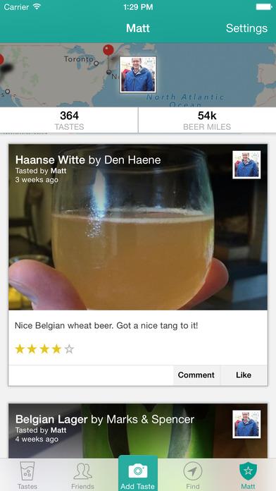 BeerMap iPhone Screenshot 3