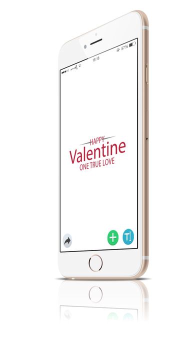 Valentine's day card maker - Create a Valentine's card on the App ...
