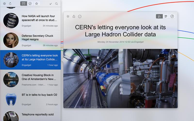 Newsflow - RSS 阅读器[OS X]丨反斗限免