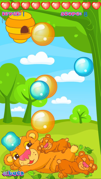 123 Kids Fun BUBBLES - Best Educational Games for Preschool Kids and Toddlers Screenshots