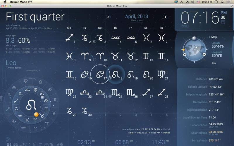 Deluxe Moon Pro Screenshot - 5