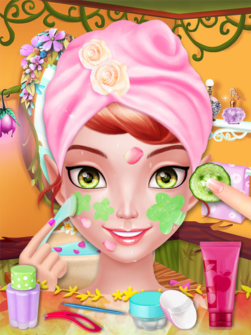 Magical fairies fantasy makeover four seasons salon spa for 4 seasons beauty salon