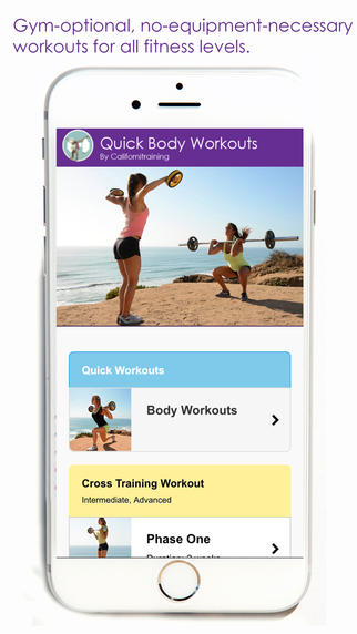Quick Body Workouts