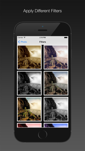 Easy Filter Photo Albums