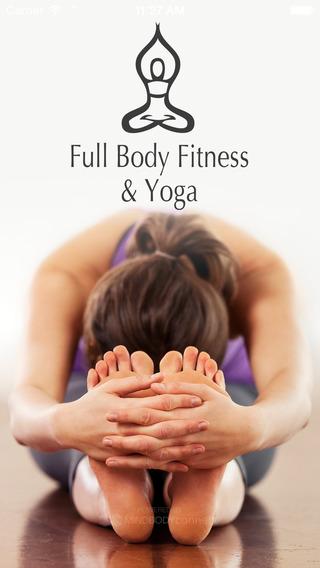 Full Body Fitness Yoga