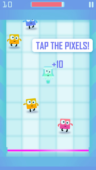 Pixel Rescue