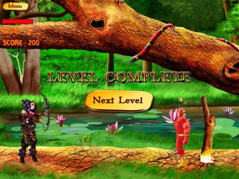 Extreme Halloween Arrow Screenshots