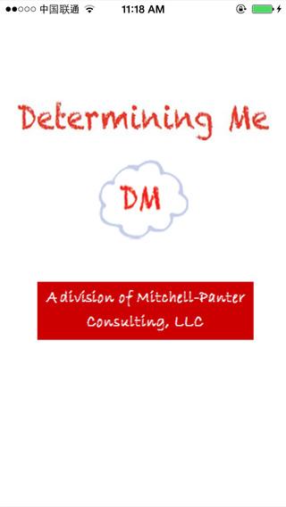 Determining Me