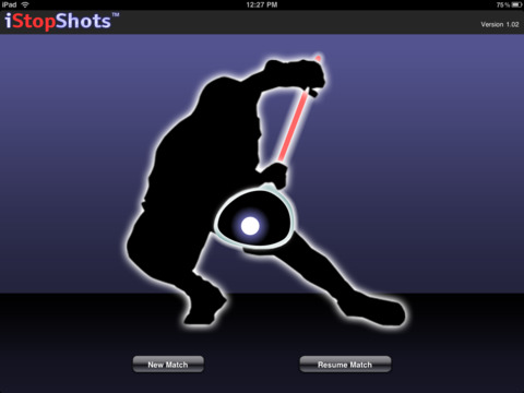 iStopShots™ iPad Screenshot 1
