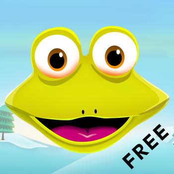 Super Froggy Ski : The Snow Forest Fun Escape Race - Free LOGO-APP點子