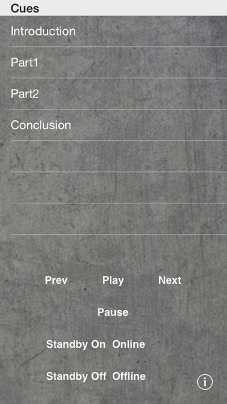 AirWatch iPhone Screenshot 1