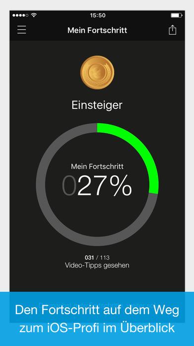 100 ultimative Video-Tipps – Tutorial, Tricks und Hilfe für iPhone & iPad Apps for iPhone/iPad screenshot