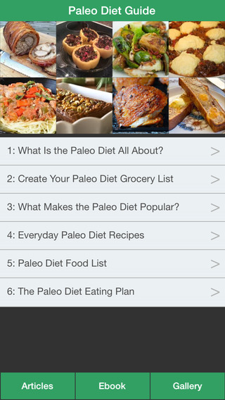 Paleo Diet Guide - Have a Fit Healthy with Paleo Diet