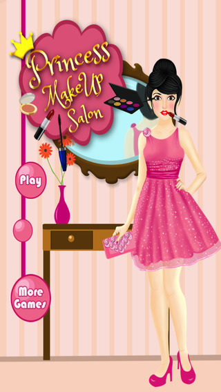 Princess Make Up Salon – Stylish girls beauty game