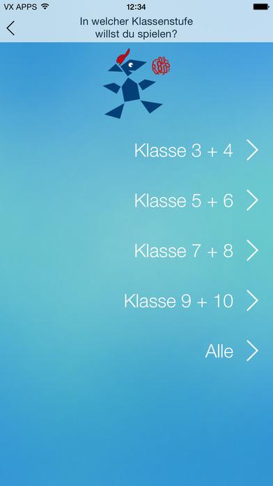 Mathe mit dem Känguru iPhone Screenshot 1
