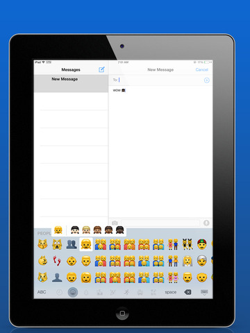 Emoticons: Emoji Unlimited Edition screenshot
