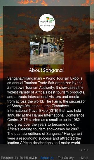 Sanganai World Travel Expo