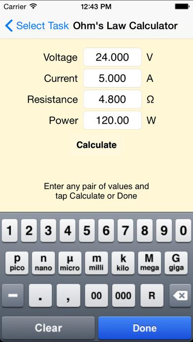 iSlipstick RF iPhone Screenshot 4