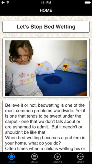 How To Stop Bed Wetting - Parents' Guide