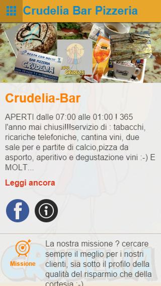 Crudelia Bar