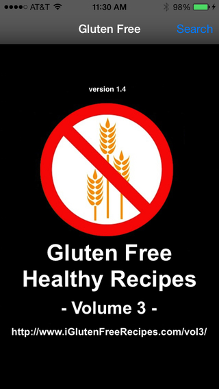 Gluten Free Recipes Healthy Holiday Foods|玩健康App免費|玩APPs