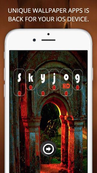 SkyJog HD - Unique Wallpapers