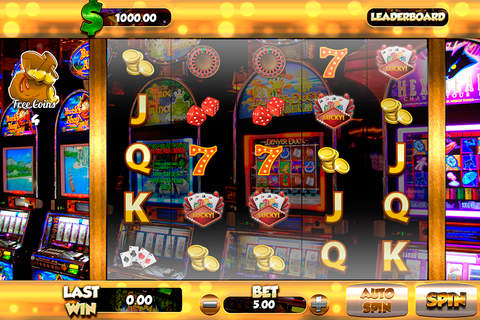 ````````` 2015 ````````` A Slotto Of SLOTS Heaven Vegas - FREE SLOTS Game HD screenshot 2