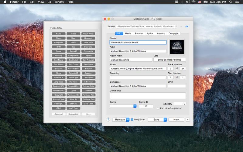 Metarminator Screenshot - 1