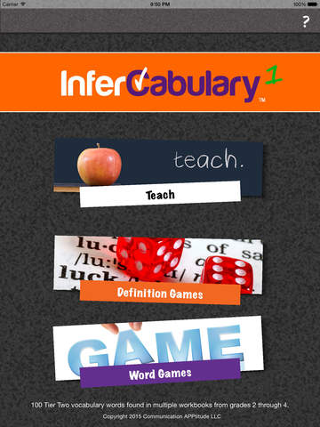 InferCabulary 1