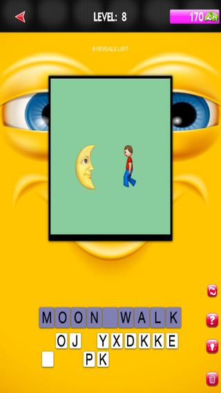玩免費遊戲APP|下載Fit The Emoji - Guess The Fat Smiley's Word Game app不用錢|硬是要APP