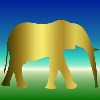 Elephant Super Memory Challenge: Recall This! LOGO-APP點子