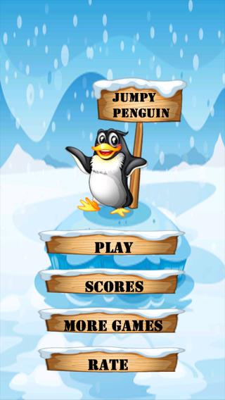 Arctic Circle Penguin Tile Jump