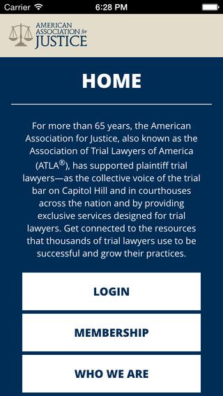 AAJ Mobile App