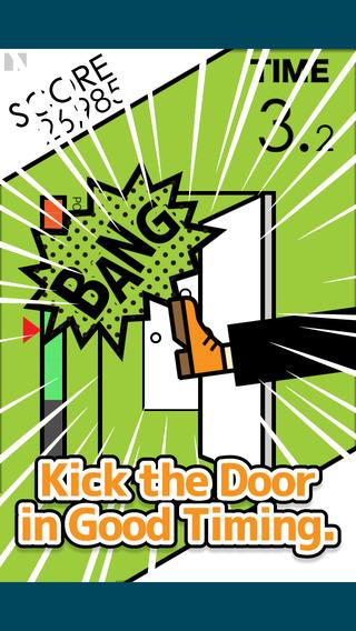 KICK THE DOOR