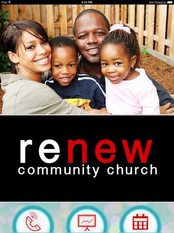 Renew Community Church Cinci HD